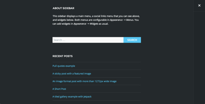 Espied - A New Free WordPress Portfolio Theme by Automattic