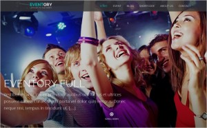WordPress Themes Built for Events