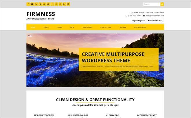 5 New Eminent Free WordPress Themes