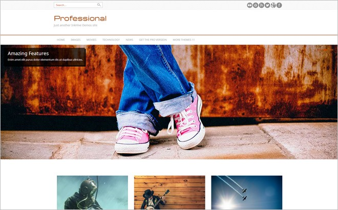 5 New Eminent Free WordPress Themes