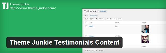 Free Efficient Testimonial WordPress Plugins