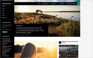 Top 8 Free WordPress Themes