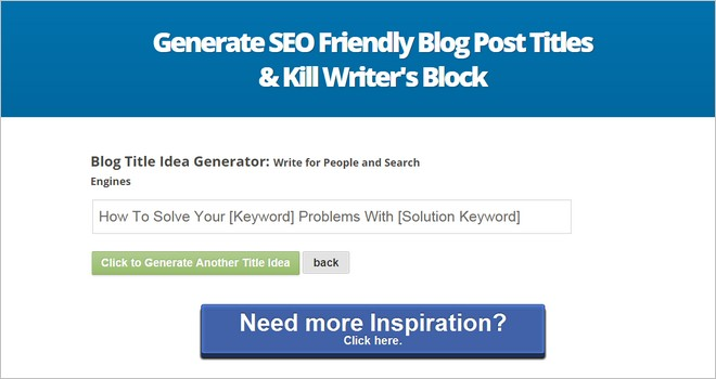 Writer's Block? Try These 7 Blog Post Ideas Generators