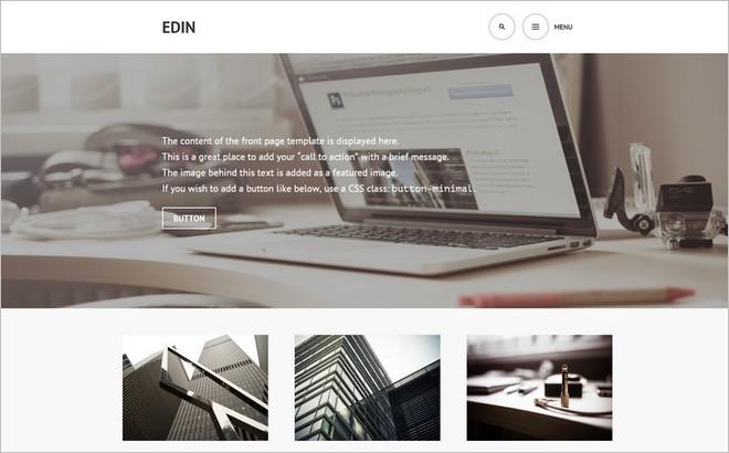 3 New Free WordPress Themes from Automattic
