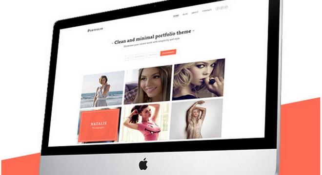 Portfolio - A Clean & Minimal WordPress Theme by MyThemeShop