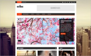 Top 10 New Free WordPress Themes August 2014 Edition