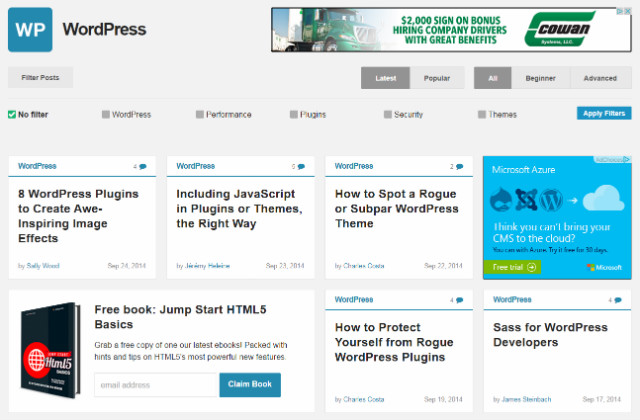 How to Beef Up Your WordPress Category Pages