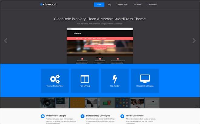 5 New Inspiring Free WordPress Themes