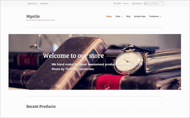 Open Your e-Commerce Store Today with WordPress CMS