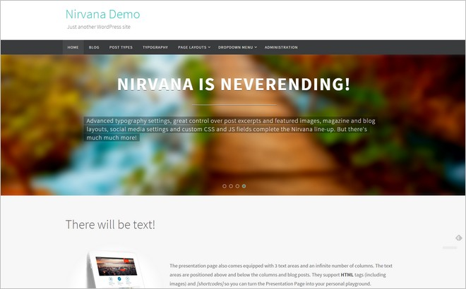 5 New Free Inspiring  WordPress Themes