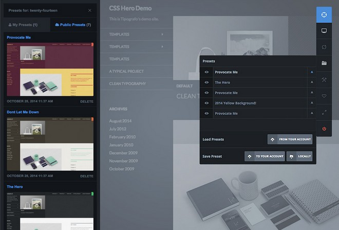 CSS Hero WordPress Plugin Updated to 1.1 With New Great Improvements