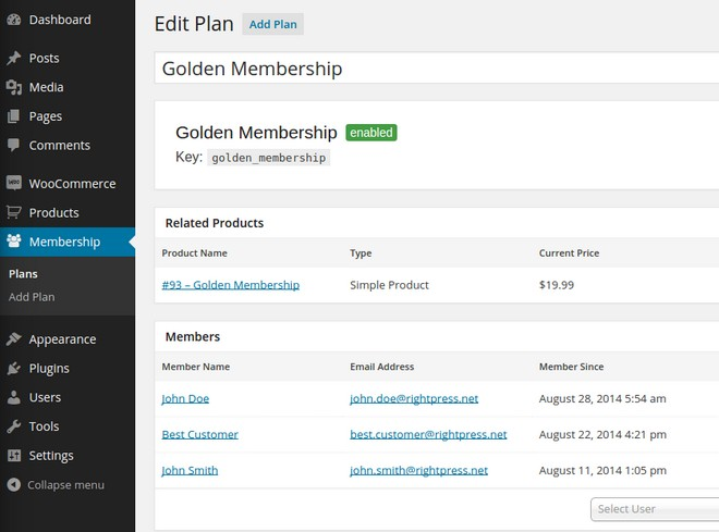 Restricting Access to Your Site with WooCommerce Membership