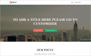 Top 10 New Free WordPress Themes October 2014 Edition