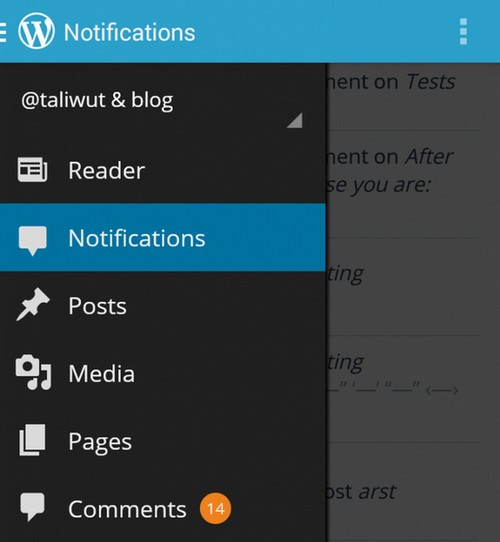 WordPress for Android Version 3.4 Now Available