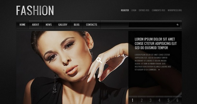 WordPress Themes For Your Fashion Business Idea