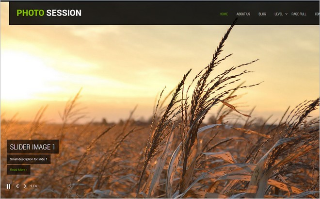 New Free WordPress Themes for Images and Photographs