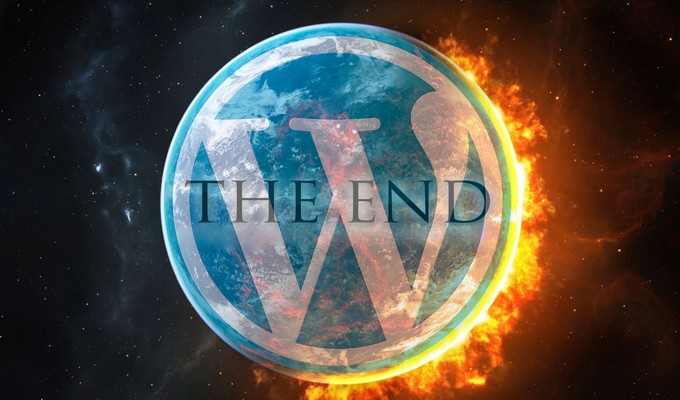 5 Most Essential WordPress Modifications (in Case the World comes to an End)