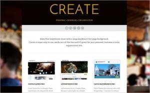 New Eye-catching Free WordPress Themes