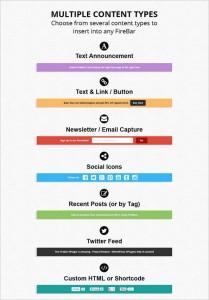 FireBar - Awesome Notification Bars for WordPress