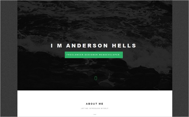 15 New Premium WordPress One Page Themes for January 2015