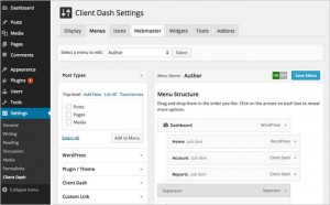 Take Full Control of Your WordPress Dashboard with Client Dash