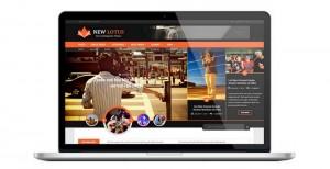 New Lotus - A Free WordPress Theme Designed for Magazines