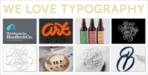 Inspirational Typography – Top 10 Resources for WordPress