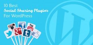 Top 10 Social Media Plugins for WordPress
