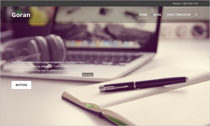 20 Free Responsive WordPress Themes for Better User Engagement