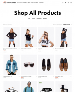 Shopkeeper WordPress Theme Review: An Advanced e-Commerce WordPress Theme