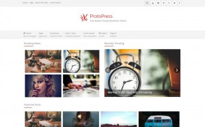 Top 10 New Free WordPress Themes April 2015 Edition