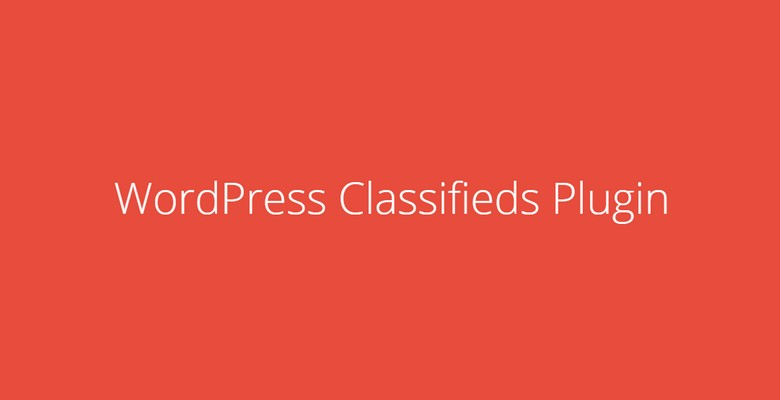 Need A WordPress Classifieds Plugin? Try Adverts