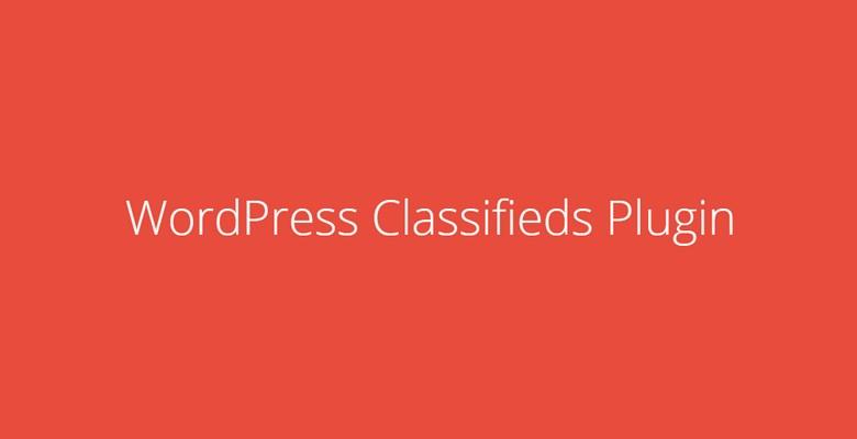 Need A WordPress Classifieds Plugin? Try Adverts