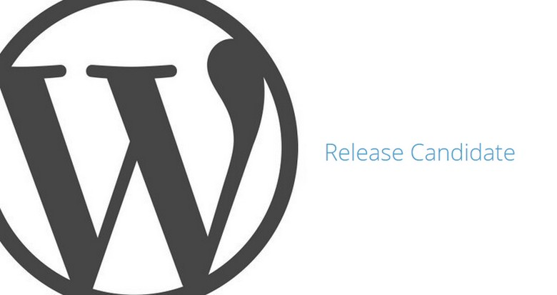 WordPress Release Candidate