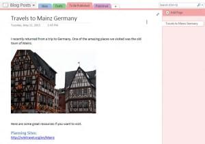 Microsoft Releases a OneNote Plugin for WordPress