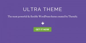 Grab Ultra - The Most Powerful Theme from Themify for Free! Limited Time
