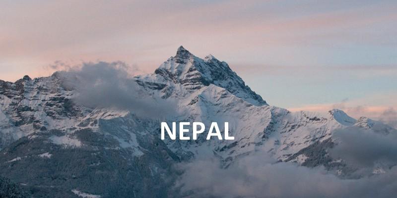 NEPAL - A Free WordPress Theme from Blog Oh! Blog