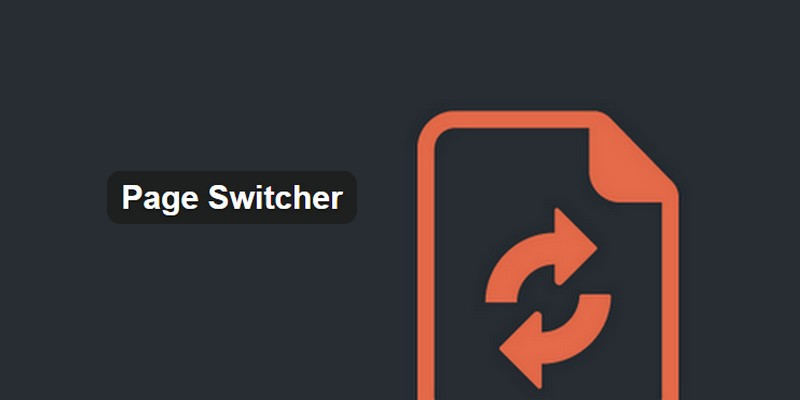 Page Switcher - A Nifty Little Plugin to use in WordPress