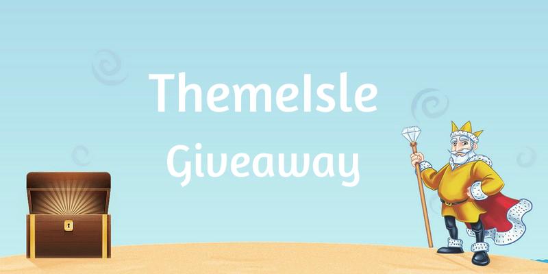Giveaway: 3 ThemeIsle WordPress Themes Developer Licenses