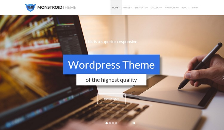 New Premium WordPress Themes Released in July 2015