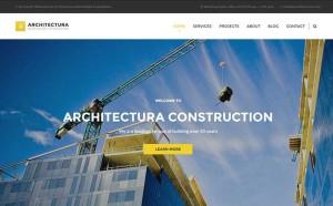 Best Architecture WordPress Themes 2015