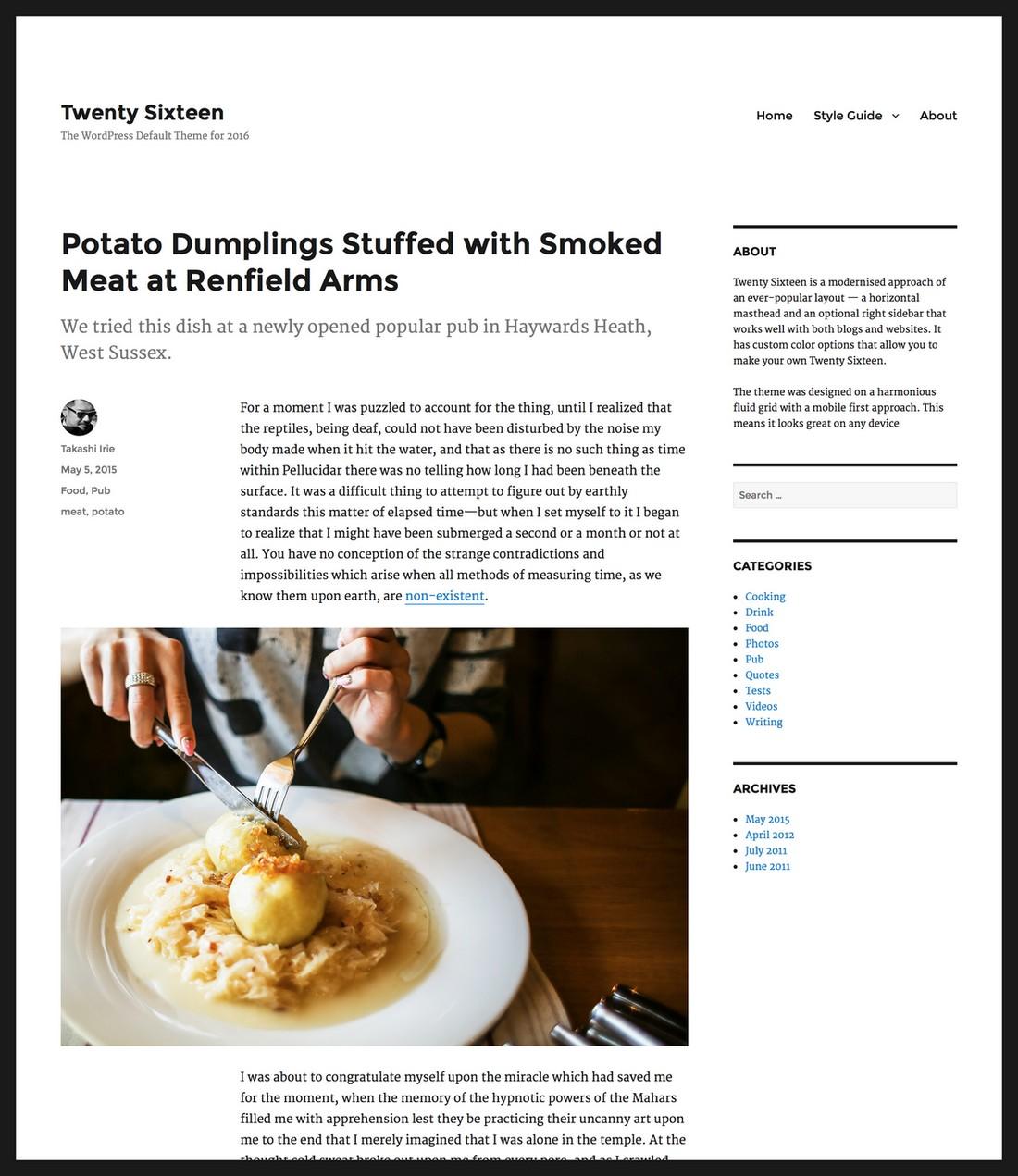 Weekly WordPress Roundup #19