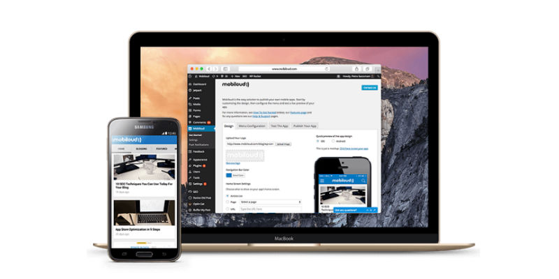 Mobiloud: A Proven Solution To Create An App Out of WordPress Website