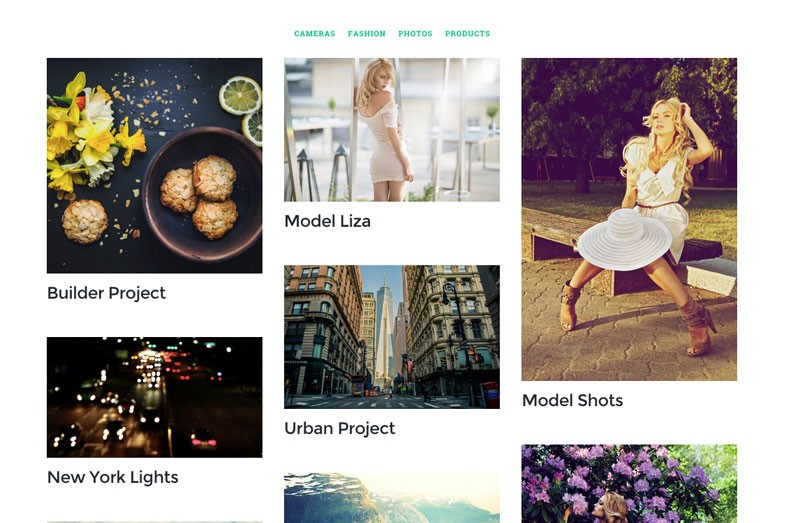 Split - A WordPress Theme With Split Scrolling Effects from Themify