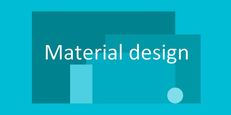 What is Googles Material Design?