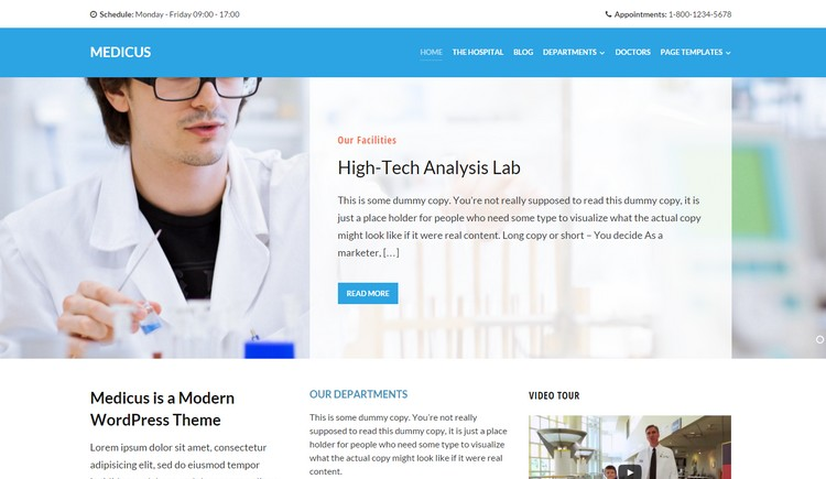 New Premium WordPress Themes October 2015 Edition