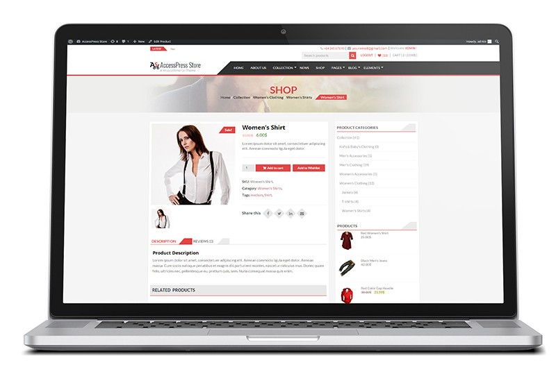 AccessPress Store: The Next Generation of Online Stores Start Here