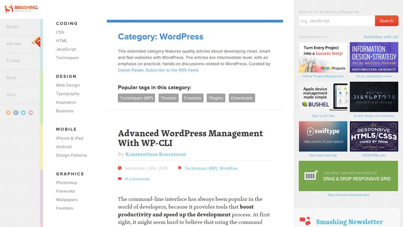 20 WordPress Resources You Need to Check Out Now