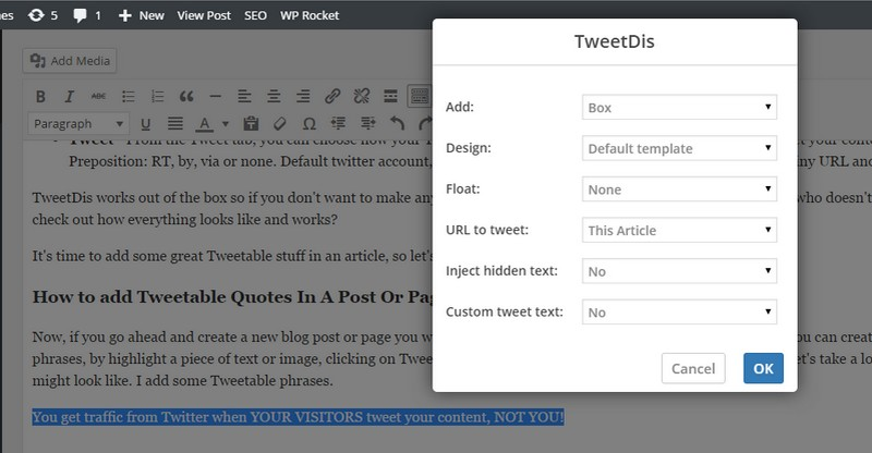 TweetDis WordPress Plugin Review - How To Get Ton of Traffic From Twitter