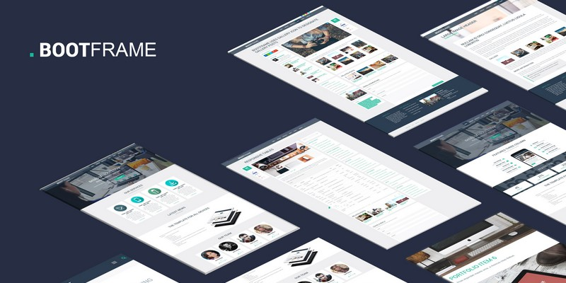 BootFrame WordPress Theme Review: Build Your Way to Success